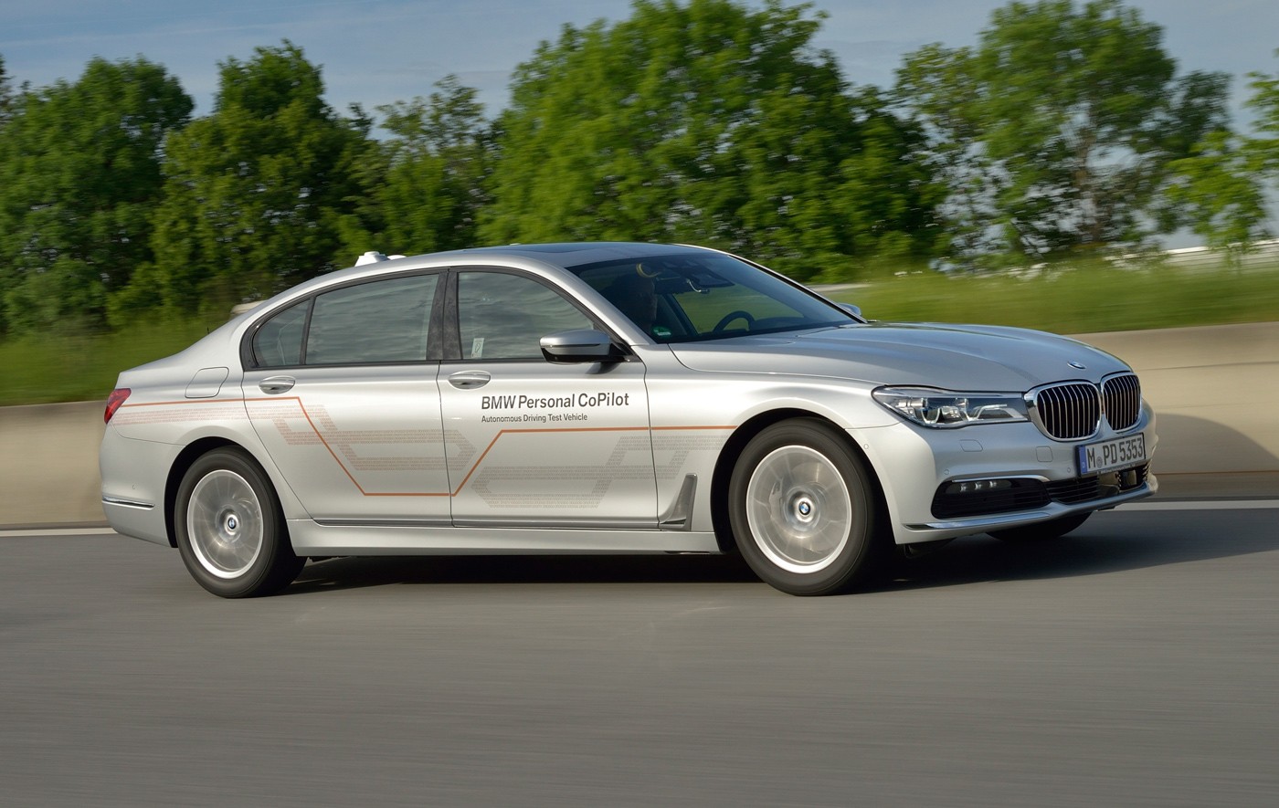 Bmw Shares With Us Its Autonomous Technology Roadmap