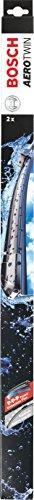 Bosch Aerotwin 3397118955 Original Equipment Replacement Wiper Blade – 24″/23″ (Set of 2) Top Lock BMW