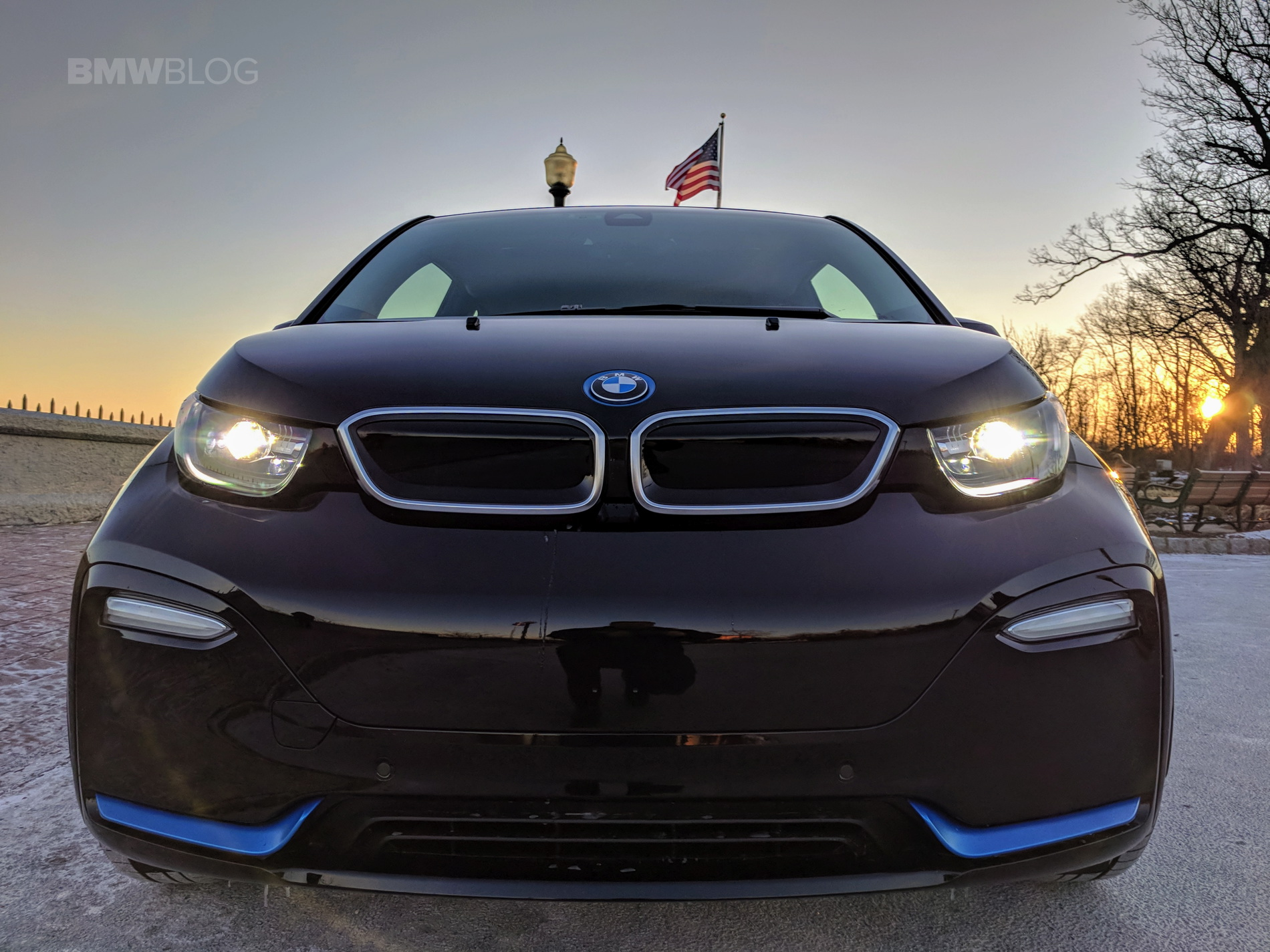 the first delivered bmw i3 s in the united states bmwfiend. Black Bedroom Furniture Sets. Home Design Ideas