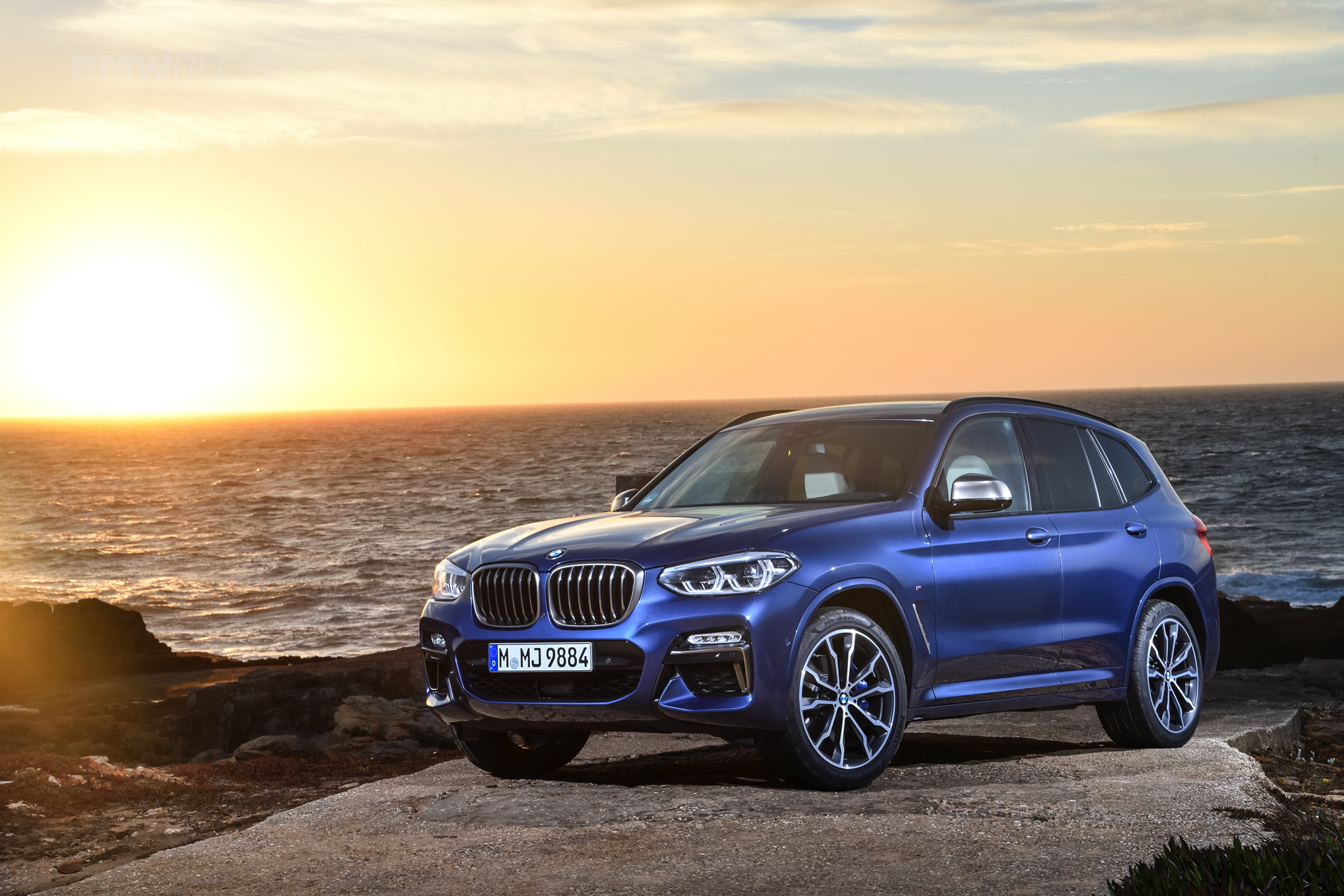 bmw x3 m40i pricing kicks off at just under 100 000 in australia bmwfiend. Black Bedroom Furniture Sets. Home Design Ideas
