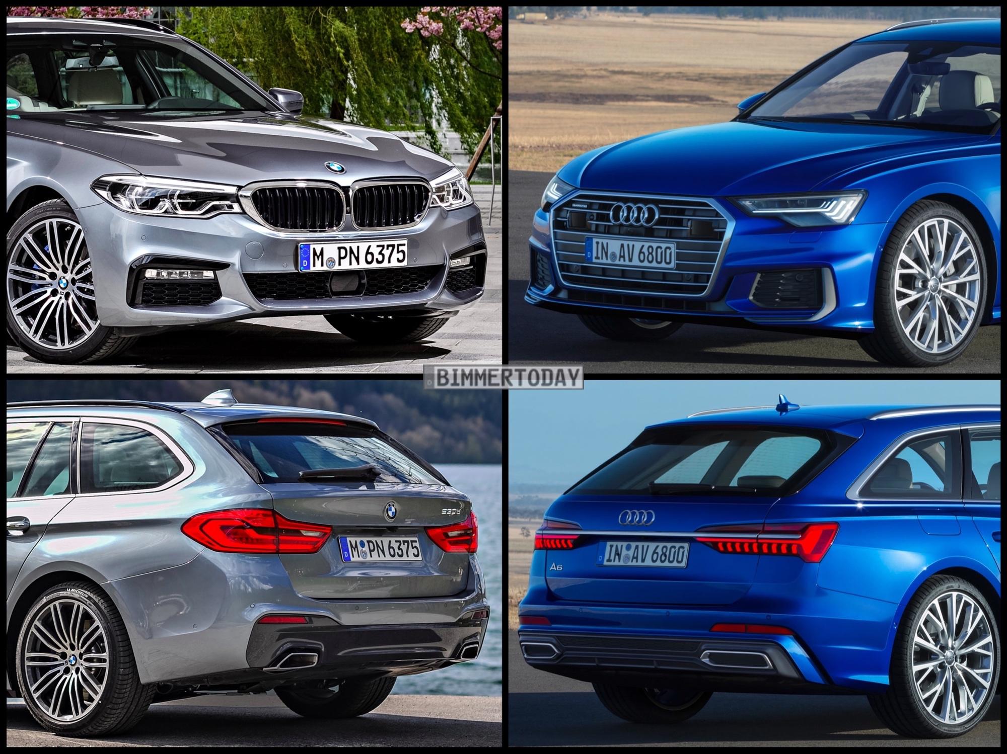 Audi A6 vs BMW 5 Series | What Car?