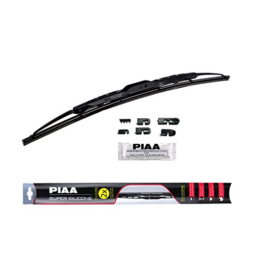 PIAA 95055 Super Silicone Wiper Blade – 22″ 550mm (Pack of 1)