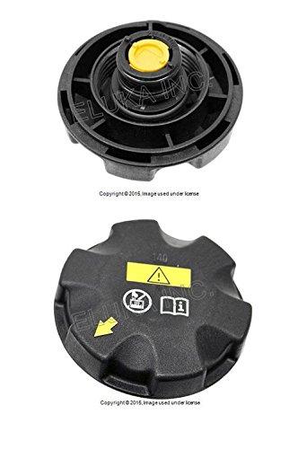 Bmw Genuine Cooling System Coolant Radiator Expansion Tank