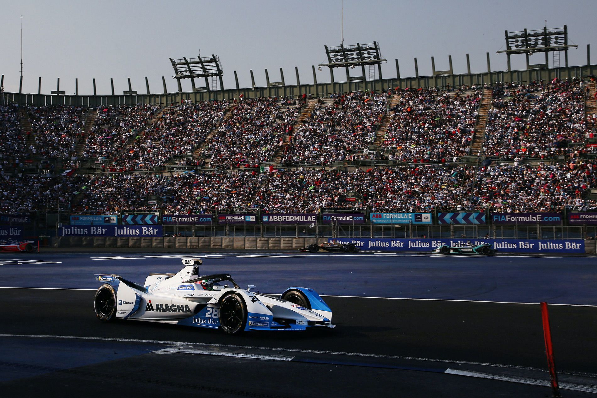 BMW i Andretti Motorsport gets second place in Mexico City