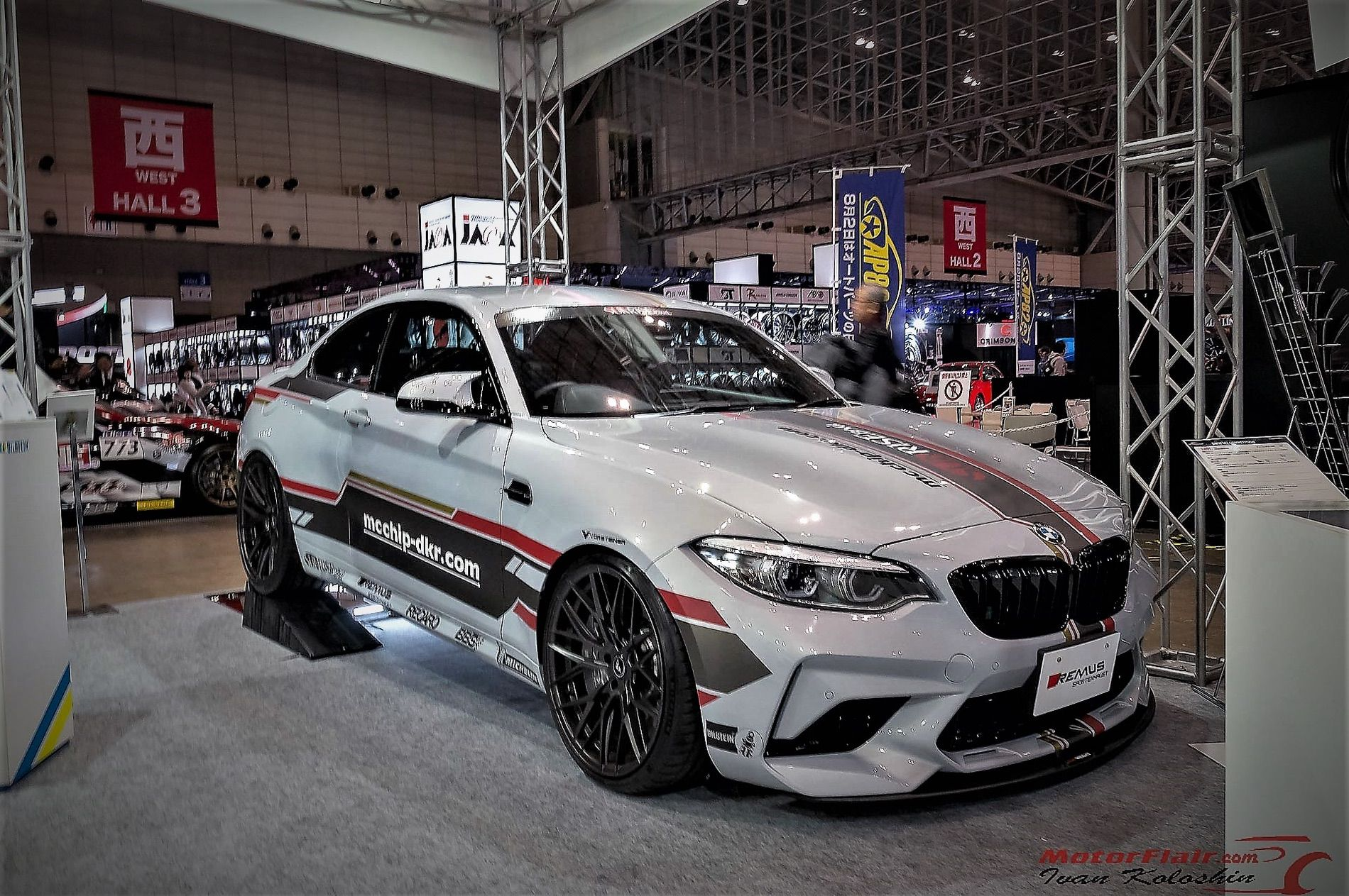 BMW images from 2019 Tokyo Auto Salon