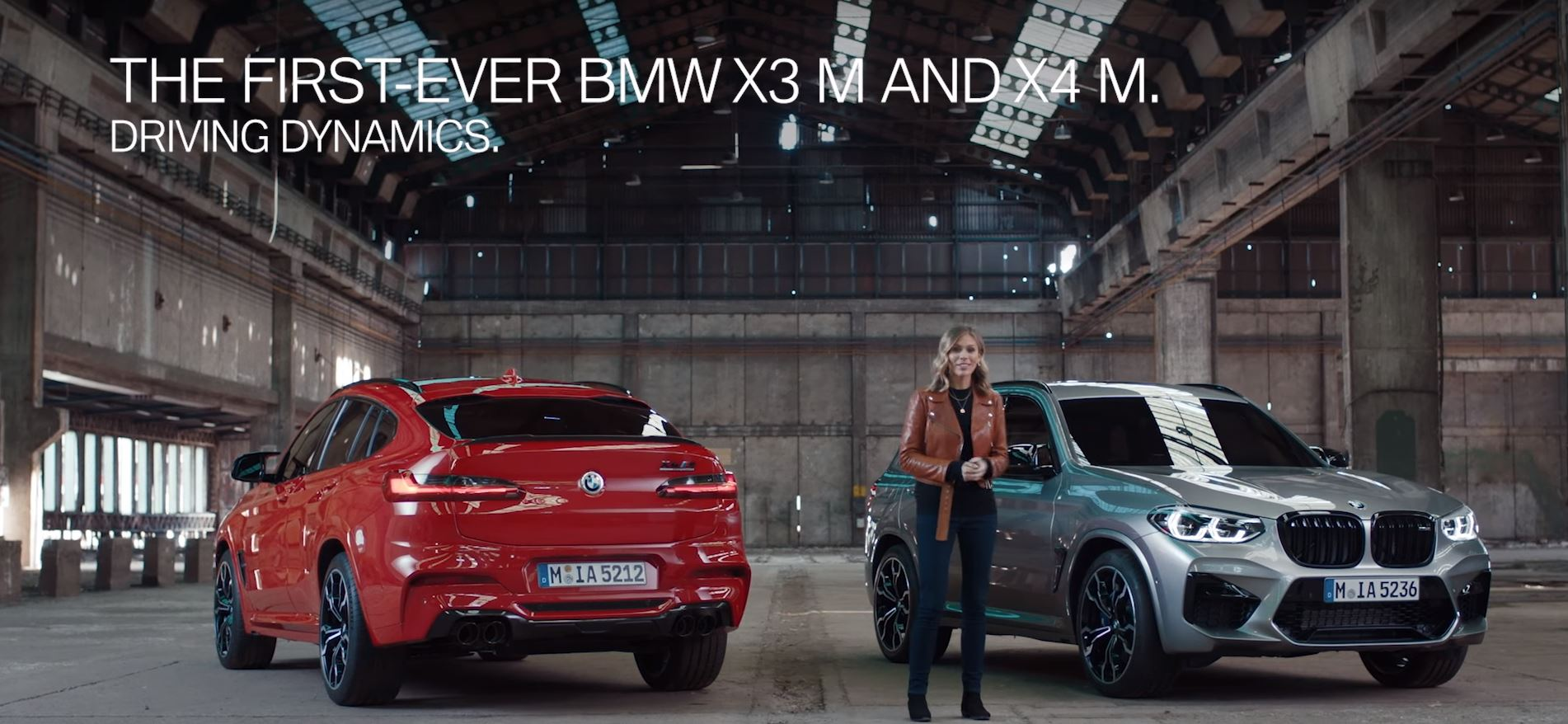 BMW X3 M and X4 M Driving Dynamics Briefly Looked Over