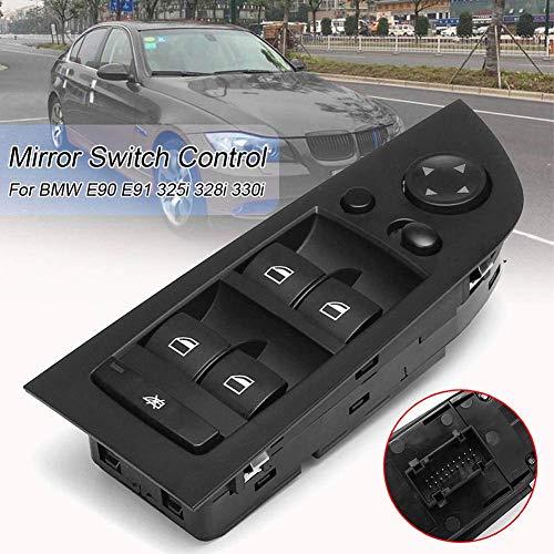 Bernard Bertha Car Accessories Black Panel Power Window
