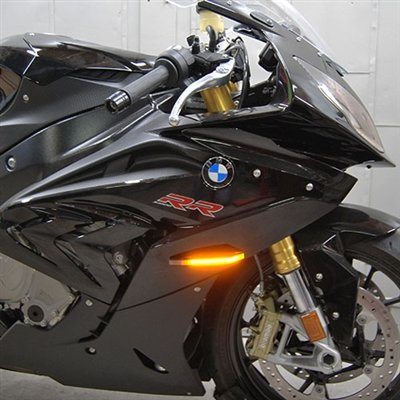 BMW S1000RR LED Front Turn Signals – New Rage Cycles