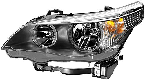 HELLA 008673111 BMW 5 Series E60/E61 Driver Side Headlight Assembly