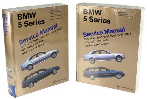 Bentley Paper Repair Manual BMW 5 Series (E39)