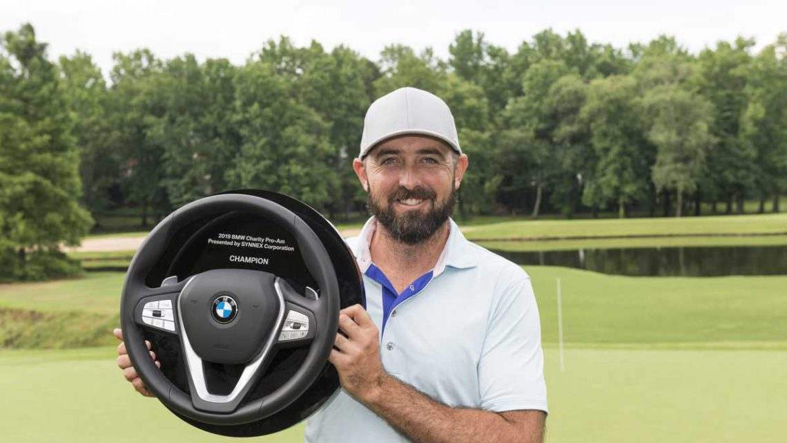 Rhein Gibson Wins 2019 BMW Charity Pro-Am