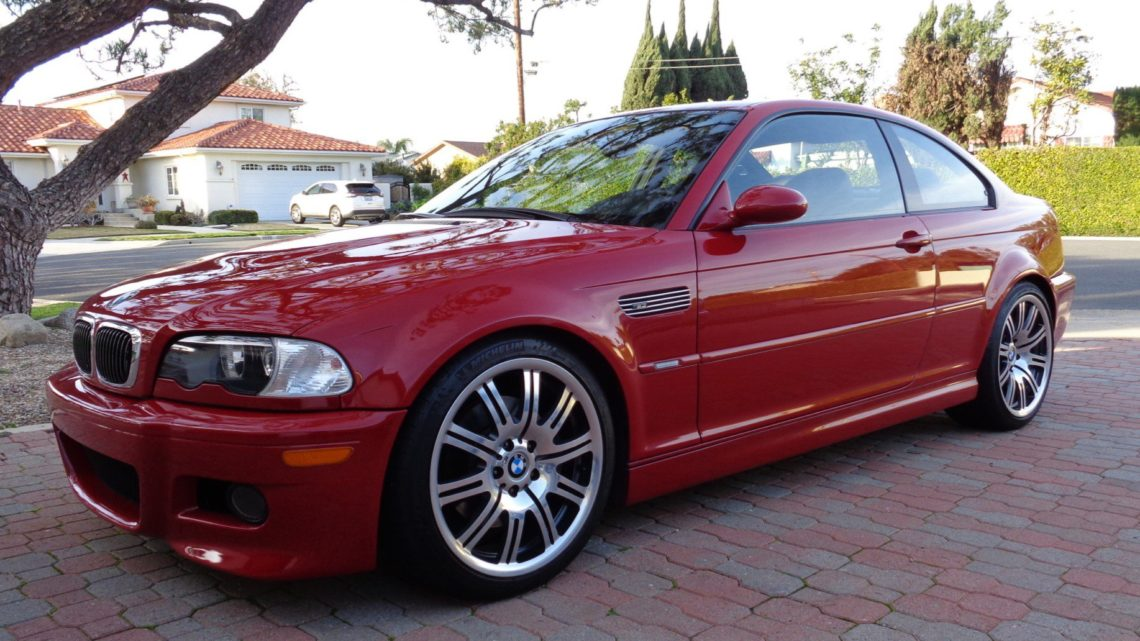 This Manual BMW E46 M3 Might Just Be a Steal