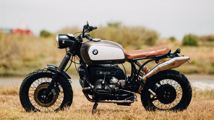 BMW R100R by Unik Edition – BikeBound