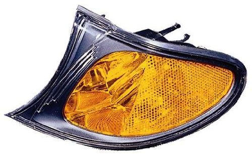 Depo 344-1506L-US2 BMW 3 Series Driver Side Replacement Parking/Signal Light Unit