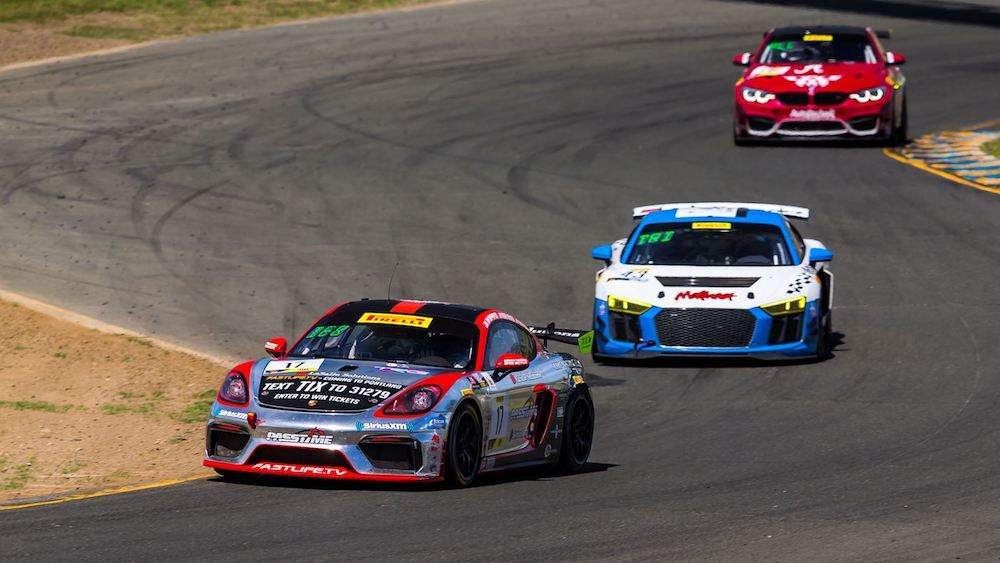 GT4 America SprintX teams set for Portland showdown