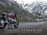 Sunday Screening – Cognito BMW R75 Build
