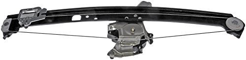 Dorman 741-413 BMW X5 Rear Passenger Side Power Window Regulator with Motor