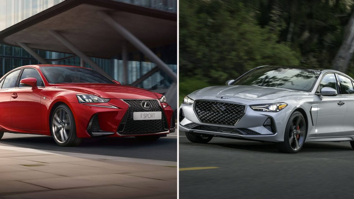 Ranked: 10 Cheapest Luxury Cars