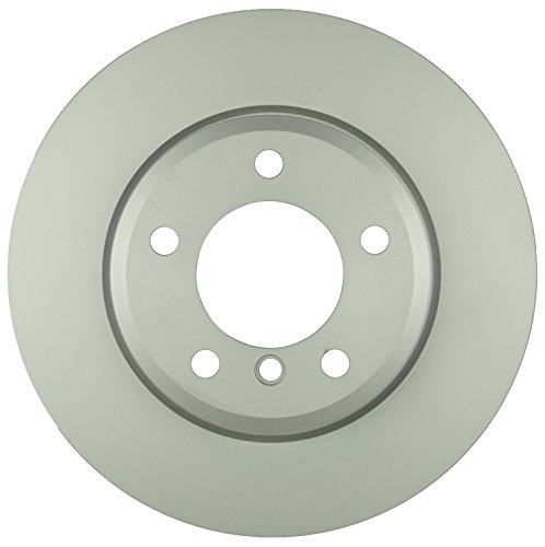 Bosch 15010055 QuietCast Premium Disc Brake Rotor For BMW: 2000 323i, 2001-2006 325Ci, 2001-2005 325i, 2001-2005 325xi, 2000 328Ci, 1999-2000 328i, 2001-2002 Z3, 2003-2007 Z4; Front