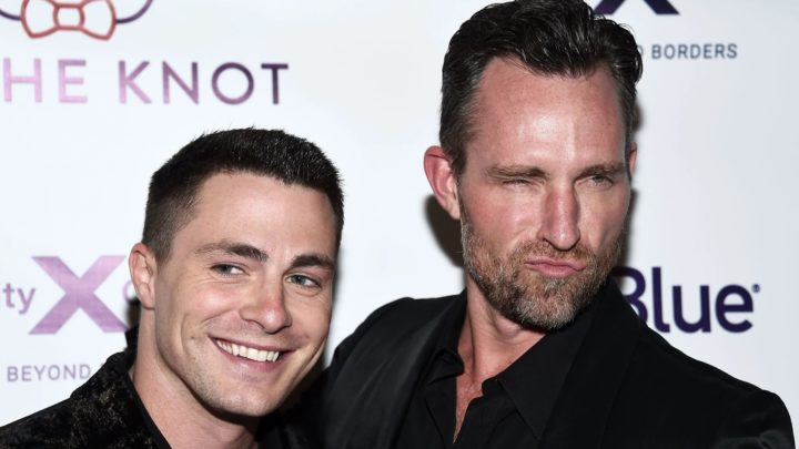 Colton Haynes Divorce Settlement: I'll Keep The BMW, You Can Have The Mercedes