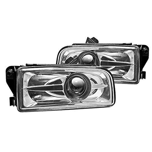 Winjet WJ30-0078-09 Clear Lens Projector Fog Light (BMW M3 (E36))