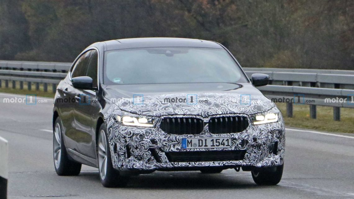 BMW 6 Series GT Looks Production Ready In New Spy Photos