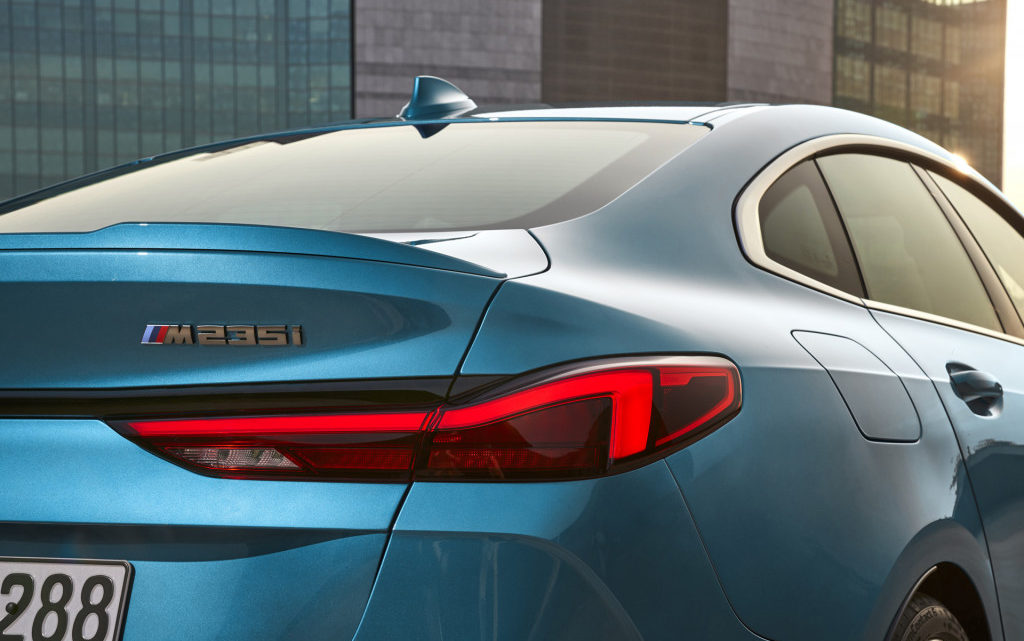 Here's how much the 2020 BMW M235i Gran Coupe will cost you