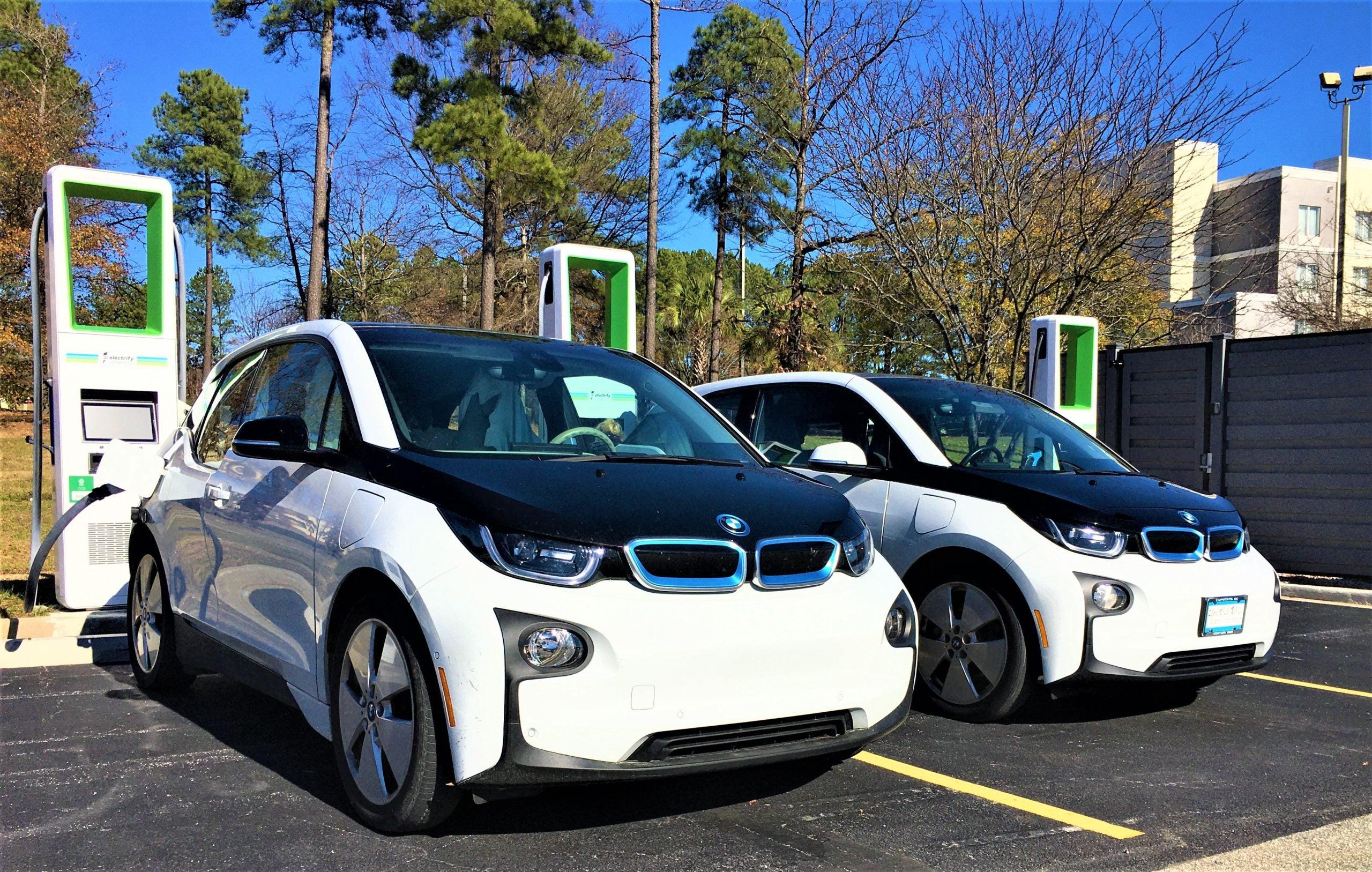 BMW i3 Electrify America, Cynthia Shahan   CleanTechnica