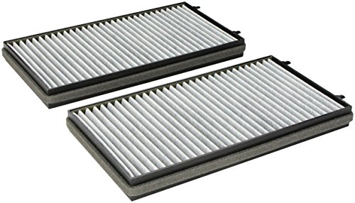 Bosch C3804WS / F00E369781 Carbon Activated Workshop Cabin Air Filter For Select BMW 745i, BMW 745Li, BMW 750i, BMW 750Li, BMW 760i, BMW 760Li, Rolls-Royce Phantom