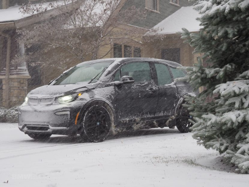 TEST DRIVE: BMW i3s – Can I Drive It In The Winter?