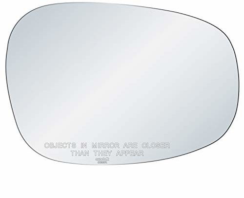 exactafit 8233R Passenger Right Side Power Mirror Glass Replacement fits BMW 128 135 323 328 335 M3 by Rugged TUFF