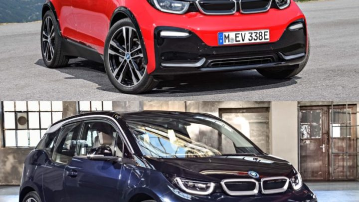 What is the difference between the BMW i3 and the i3s?