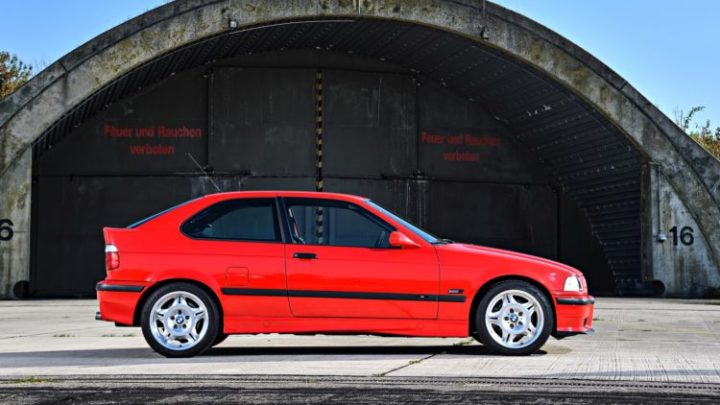 BMW E36 M3 Compact – The Prototype That Almost Made It