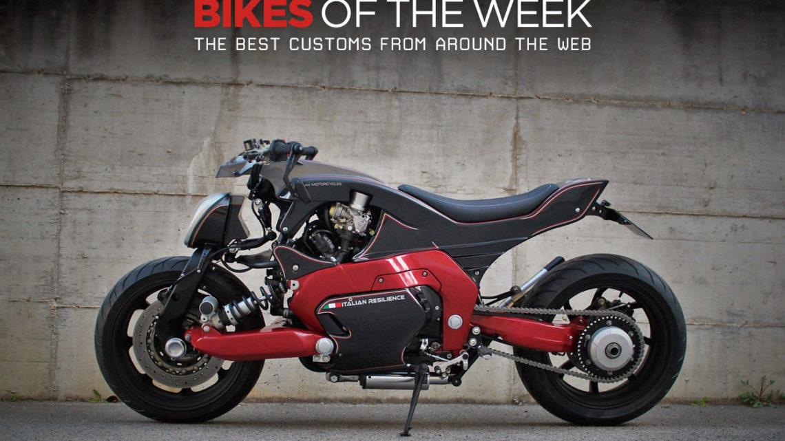 Custom Bikes Of The Week: 22 March, 2020
