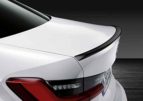BMW 51192455880 M Performance Rear Spoiler in Matte Black for G20 3 Series