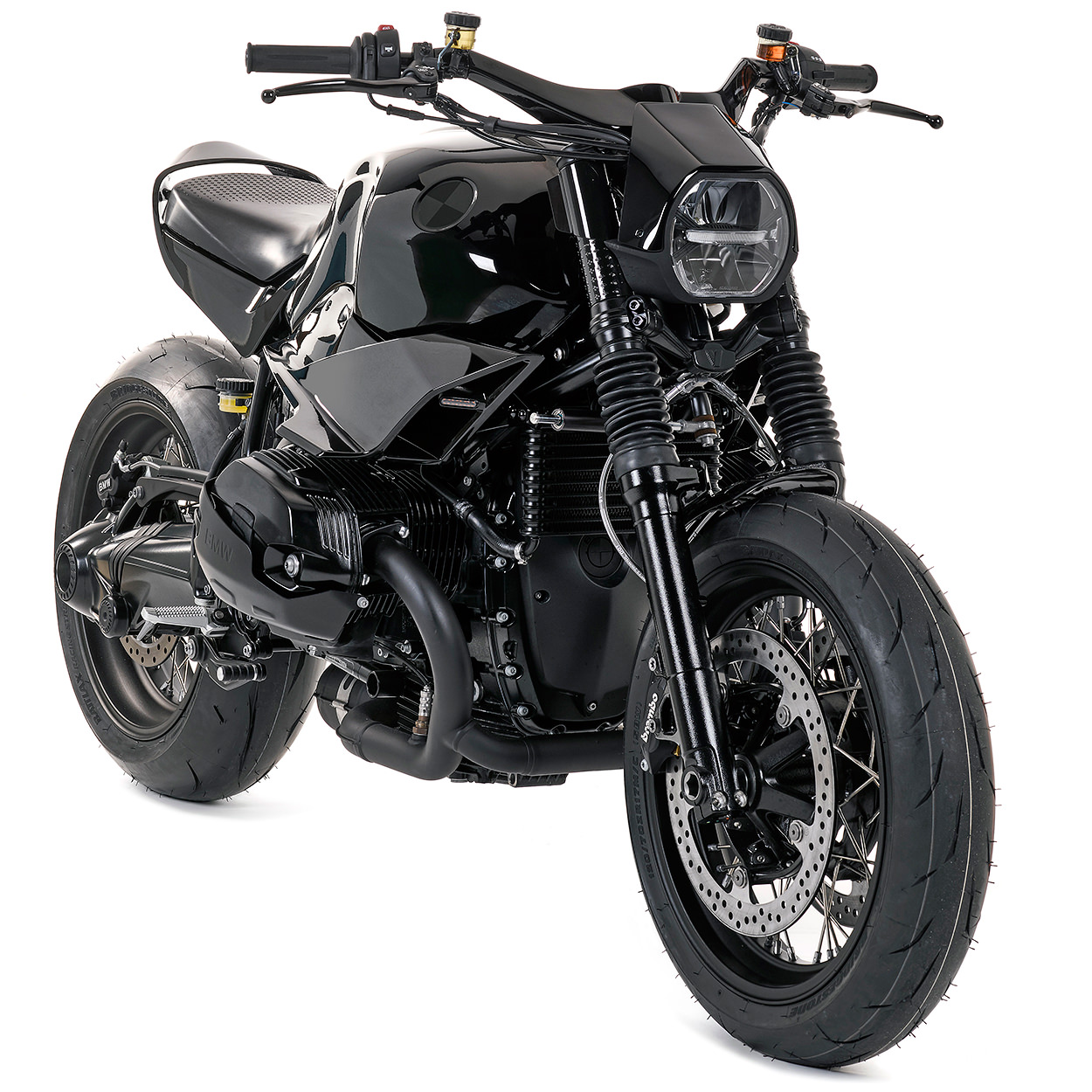 BMW R nineT body kit by Viba