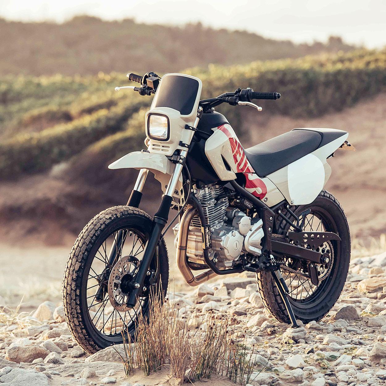Yamaha XT250 by Deus ex Machina