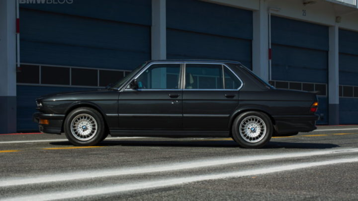 Check out this incredible One-Owner E28 BMW M5 from EAG
