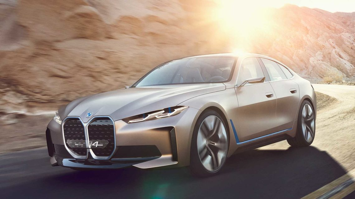 Coronavirus Pandemic Hasn't Affected BMW i4 Launch Plans For 2021