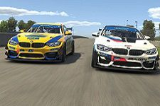 how the virtual version of the BMW M4 GT4 came about