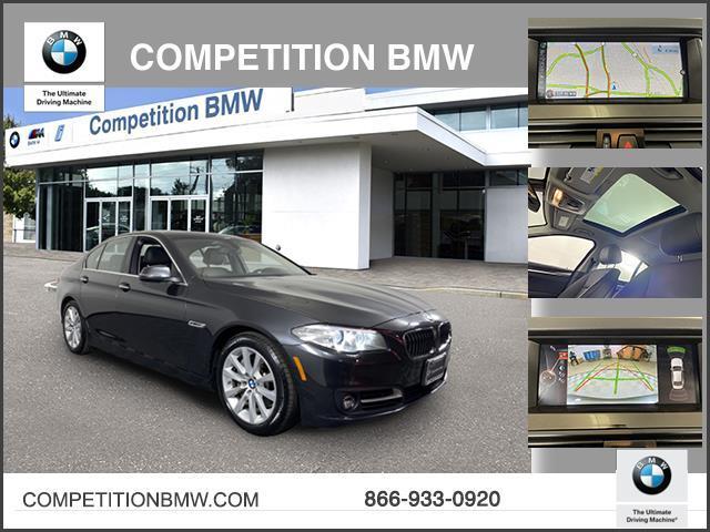 Certified Pre-Owned 2016 BMW 535i xDrive 535i xDrive