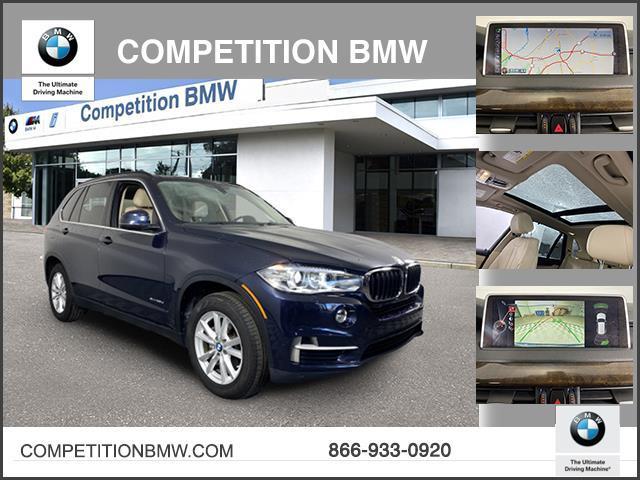 Pre-Owned 2015 BMW X5 xDrive35d xDrive35d