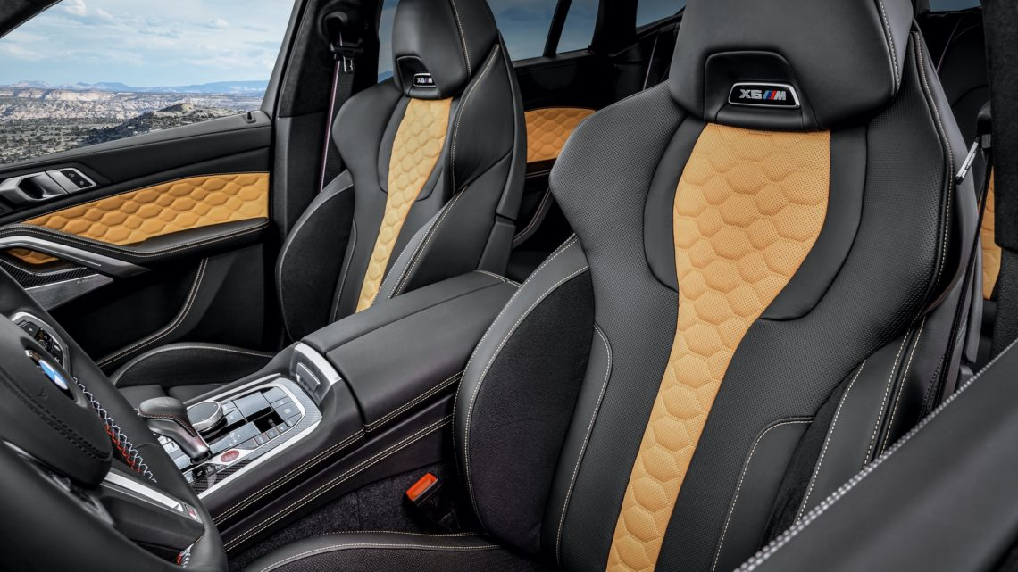 BMW X6 M makes the WardsAuto's 10 Best Interiors for 2020