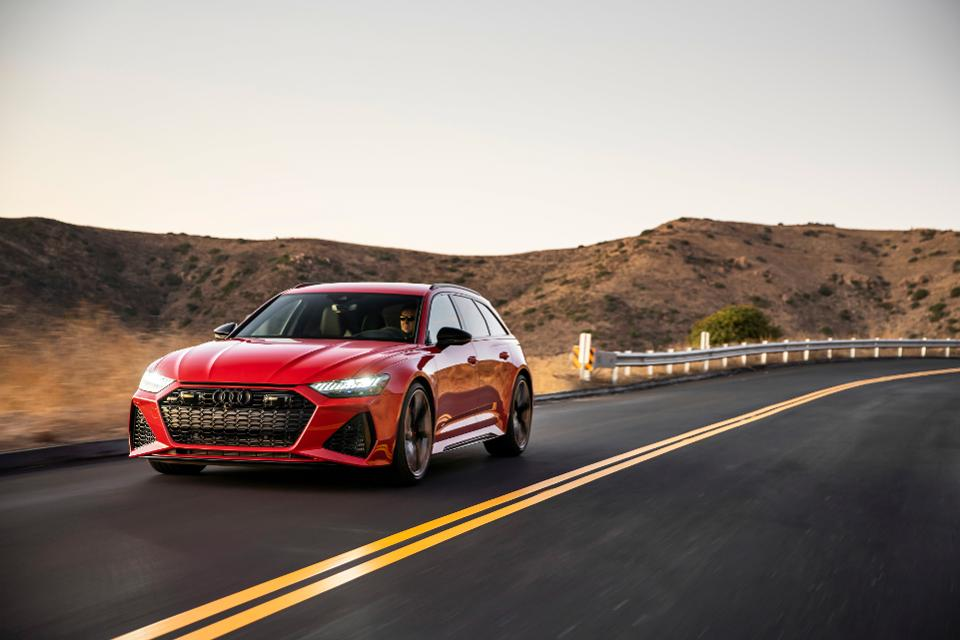 An overlooked competitor for the Audi RS Q8 is the lighter, crisper Audi RS 6 Avant.