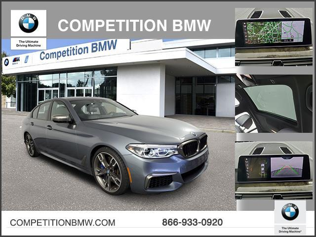 Pre-Owned 2019 BMW M550i xDrive M550i xDrive