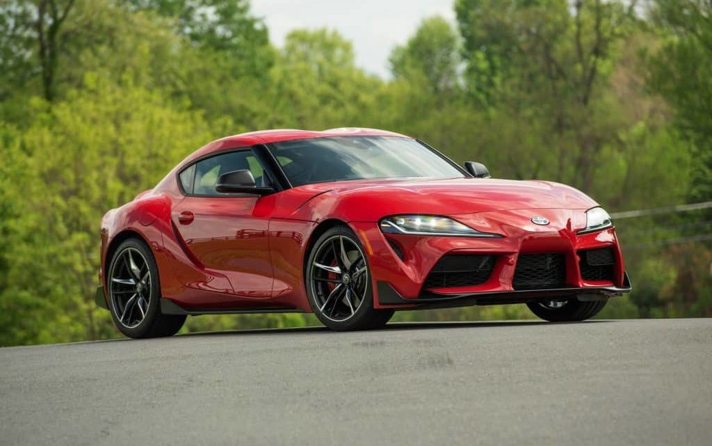 Mountain Wheels: Toyota gets sporty with super-aggressive Supra GR, old-school 86