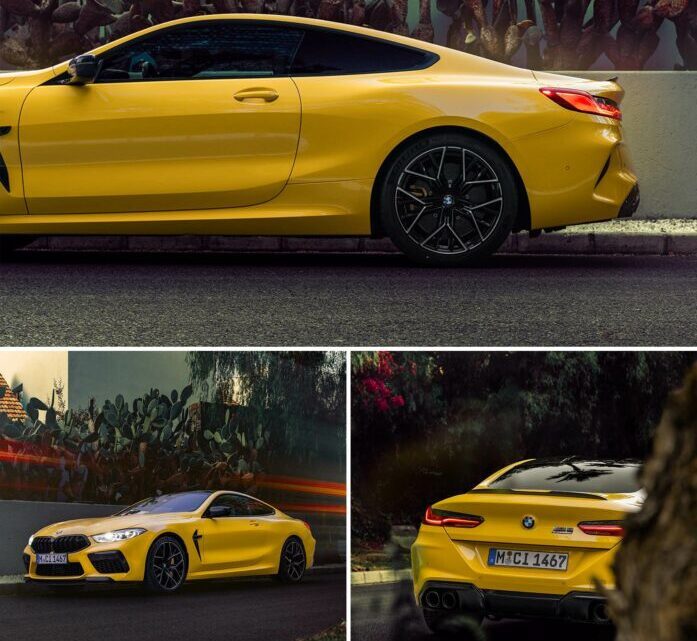 These Are Some of the Best Individual Colors for BMW M8