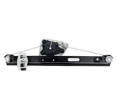 Rear Left Driver Side Power Window Regulator without Motor for BMW E90 E91 323i 325i 328i 328xi 330i 330xi 335i M3