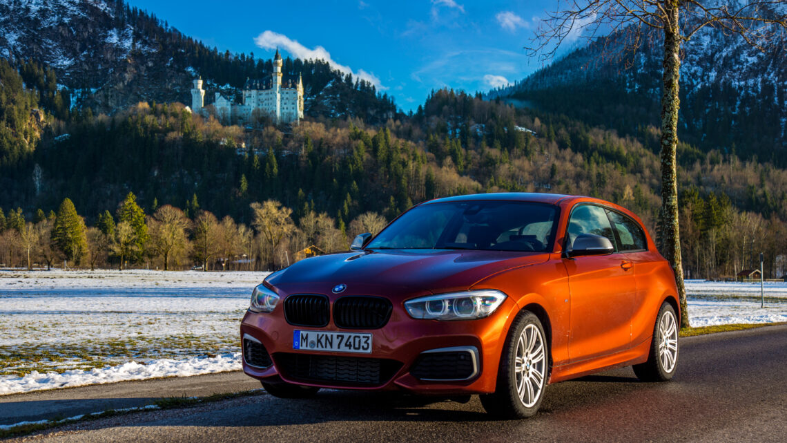 The Birds BMW M140i Reminds Us Why the Old 1er Was So Good
