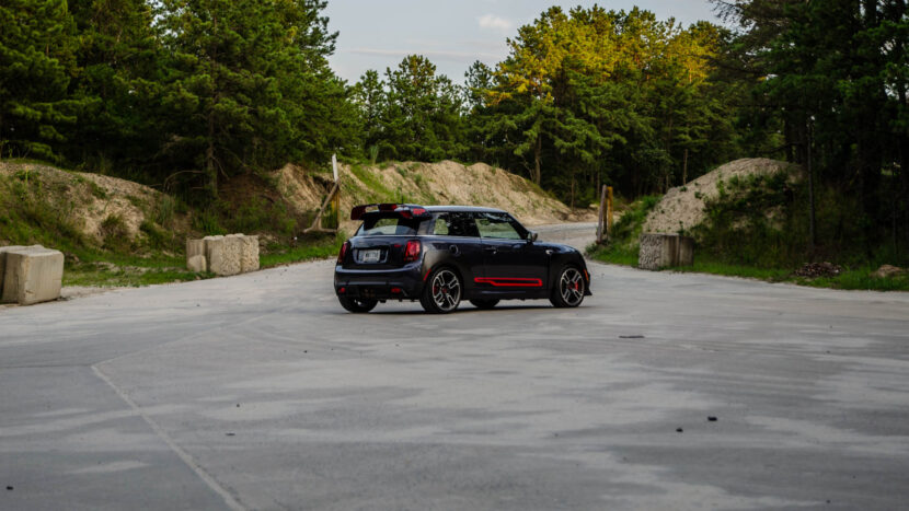 2020 MINI JCW GP — One Pedal Away From Greatness